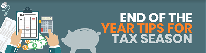 end of the year tips for tax planning